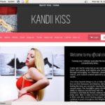 Kandii Kiss Guys
