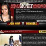 Premium Thai Money Princess Account