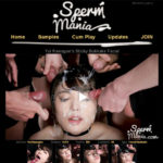 Sign Up Sperm Mania