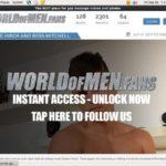 World Of Men Fans – Massage Tube