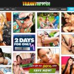 Free Tranny Surprise Trailers