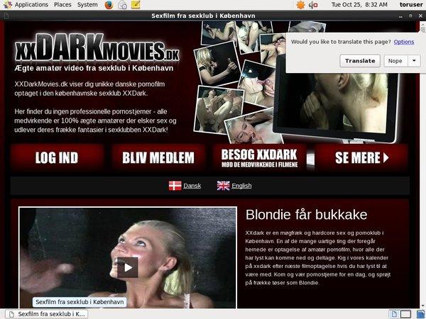 Get A Free XX Dark Movies Dk Password
