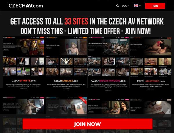 Free Logins AV Czech