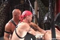 HDK RAW gay bareback orgies