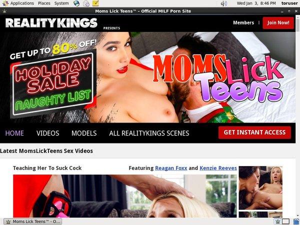 Momslickteens Download