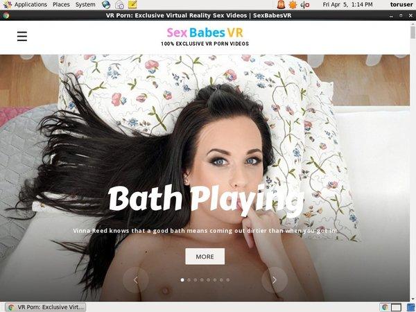 Promo Codes Sexbabesvr.com