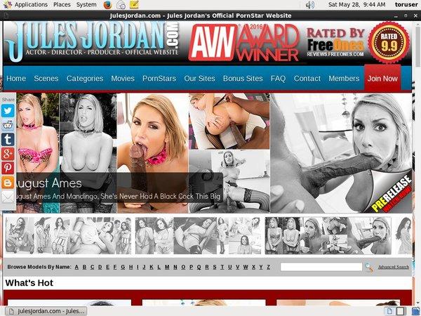 Jules Jordan Porn