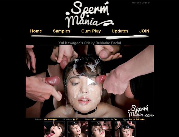 Spermmania.com Payment Page