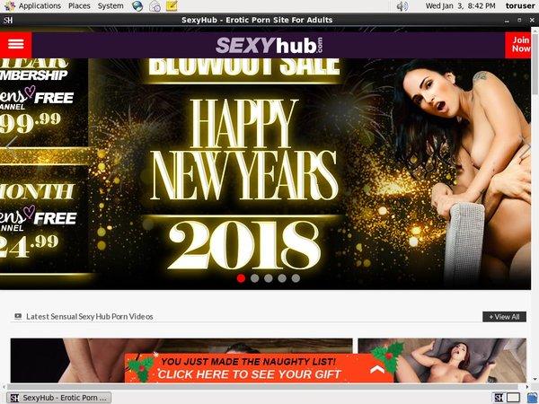 Sexyhub Discount Save 50%