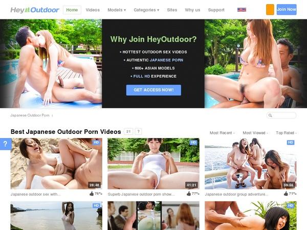 Heyoutdoor.com Pass Free