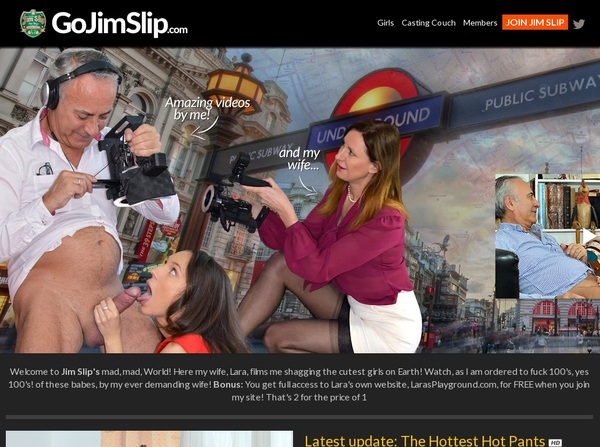 Is Gojimslip.com Real?